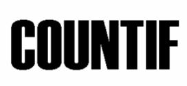 تکنیک های کار با تابع Countif