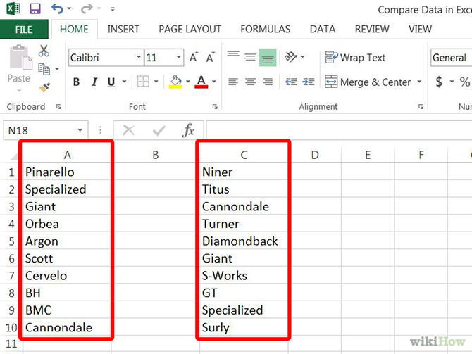 Compare Data in Excel Step 1Bullet1 Version 4.jpg